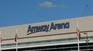 Stock Video Footage of Amway Arena in Orlando