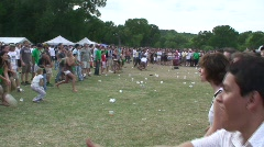 The party Stock Footage