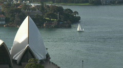 Sydney Opera House - Day (4 of 4) Stock Footage