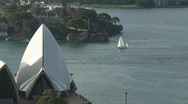 Stock Video Footage of Sydney Opera House - Day (4 of 4)