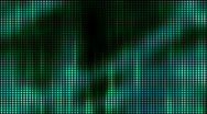 LED Style Abstract Looping Background Stock Footage