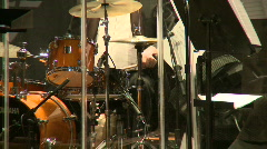 Drummer Stock Footage