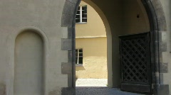 Germany Wittenberg Martin Luther museum Stock Footage