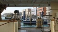 Stock Video Footage of boats in Venice