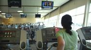 Stock Video Footage of Treadmill