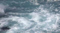 Stormy Waters Stock Footage