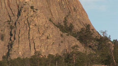 P00221 Devils Tower Stock Footage