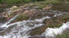 P00262 Waterfall and Rapids Stock Footage