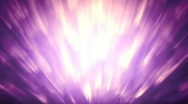 Stock Video Footage of Purple Easter Heavenly Light