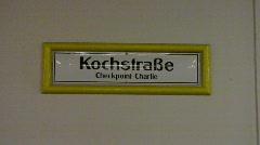 Germany Berlin Kochstrasse subway - stock footage