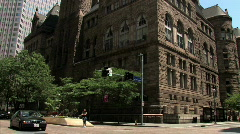 Pittsburgh Courthouse 628 Stock Footage