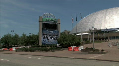 Civic Arena 644 Stock Footage