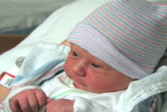 Newborn Baby Stock Footage