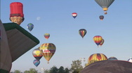 Stock Video Footage of WSHotAirBalloons