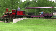 Db gage park train Stock Footage