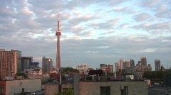 Jm791-Toronto Timelapse Stock Footage