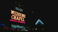 Stock Video Footage of CandelightWeddingChapel