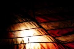 High Speed Camera USA Flag Sunset 06 Loop - stock footage