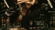 Cellist Stock Footage