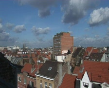 Brussel city  Stock Footage