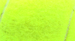 Tennis ball macro loop - HD  Stock Footage