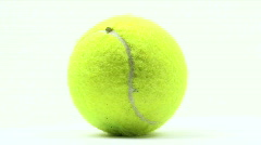 Tennis ball seamless loop - HD  Stock Footage
