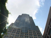New York City Skyscraper in Real Time Stock Footage