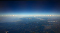 Earth atmosphere Stock Footage