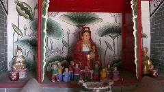 China Hong Kong Ping Shan heritage Tang Clan - stock footage