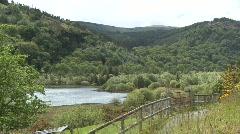 Glendalough Lake Stock Footage