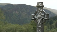Stock Video Footage of Celtic Cross