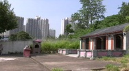 Stock Video Footage of China Hong Kong Ping Shan heritage Tang Clan