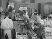 Stock Video Footage of 40s cafe 2