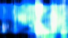 Blue Streak Fusion background (loop) - stock footage
