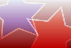 Patriotic Stars Background 662 Stock Footage