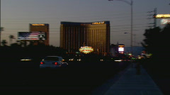 Stock Video Footage of WelcomeToVegas XLSzoom2