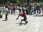 NYC Breakdance 1 of 10 Stock Footage
