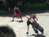 Stock Video Footage of NYC Breakdance 10 of 10