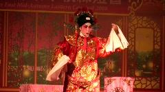 Chinese Mid-Autumn Moon Cake Lantern festival Stock Footage