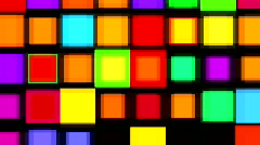 Colorful lights - stock footage
