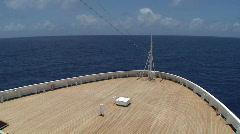 Yacht - stock footage