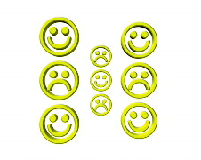Smilies Stock Footage