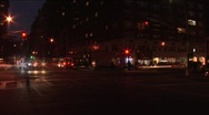 Stock Video Footage of Pond5 Stock NYC traffic turning timelapse