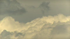 Cloudscape timelapse, #4 just clouds no ground Stock Footage