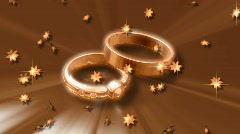 Wedding Backgrounds - stock footage