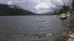 Yosemite : Tenaya Lake 3 Loop - stock footage