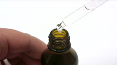 Chemical Liquid Stock Footage