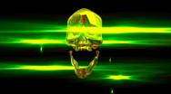 Skull4lhd Stock Footage