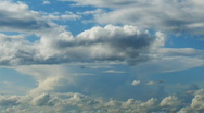 Delicious clouds 1 Stock Footage