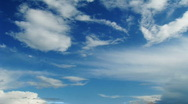 Delicious clouds 2 Stock Footage